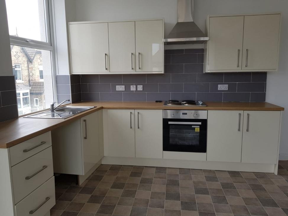 Large 2 Bedroom Apartment, Redcar, £500 PCM